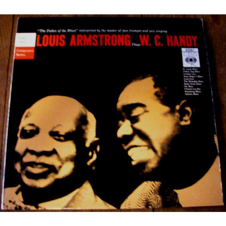 louis armstrong louis armstrong plays w.c. handy