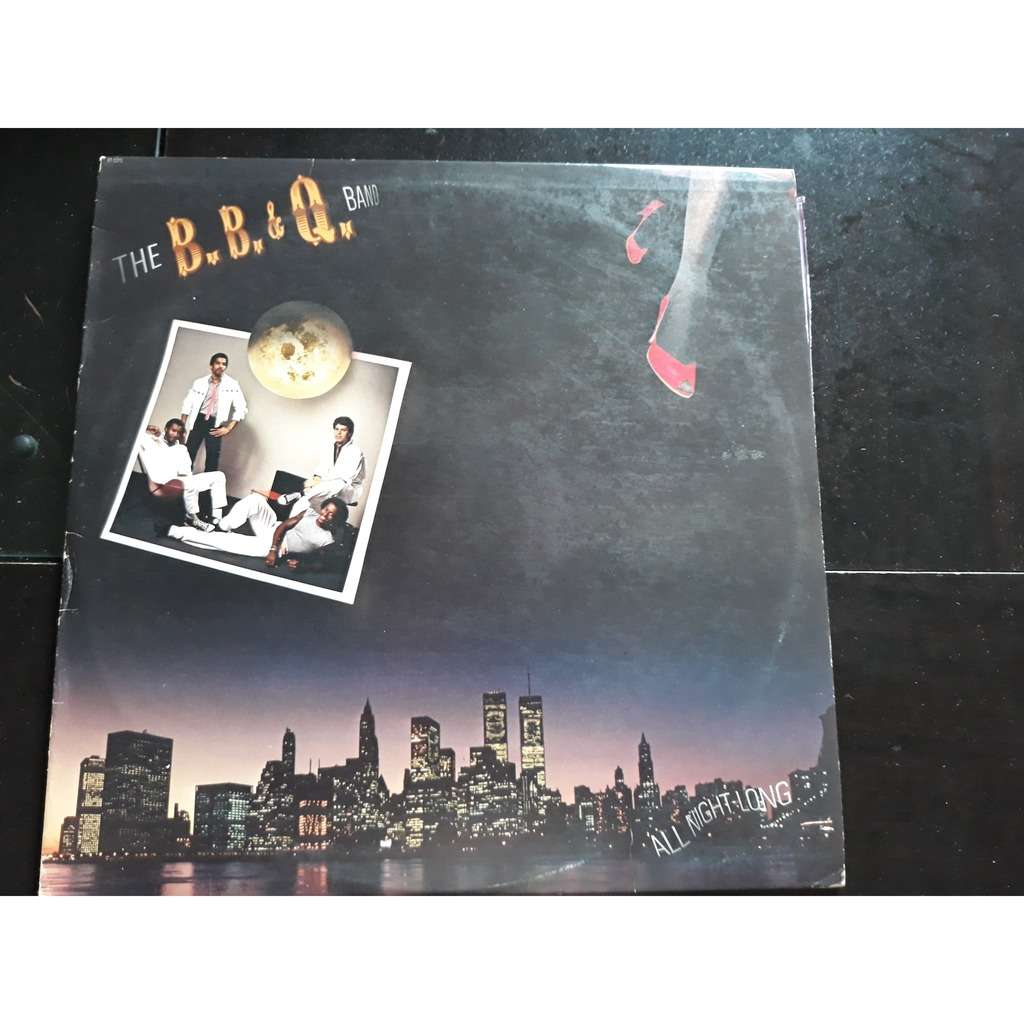 The B.B. & Q. Band* - All Night Long (LP, Album) The B.B. & Q. Band* - All Night Long (LP, Album)