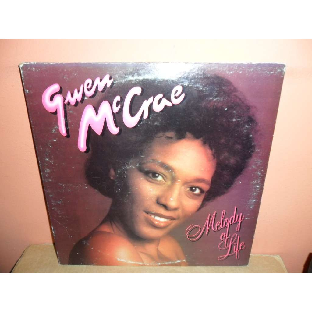 GWEN MCCRAE Melody Of Life