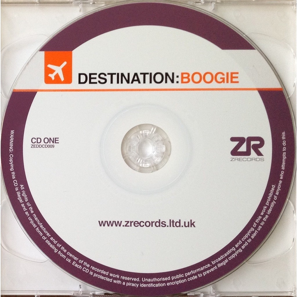 Joey negro & sean p Destination boogie