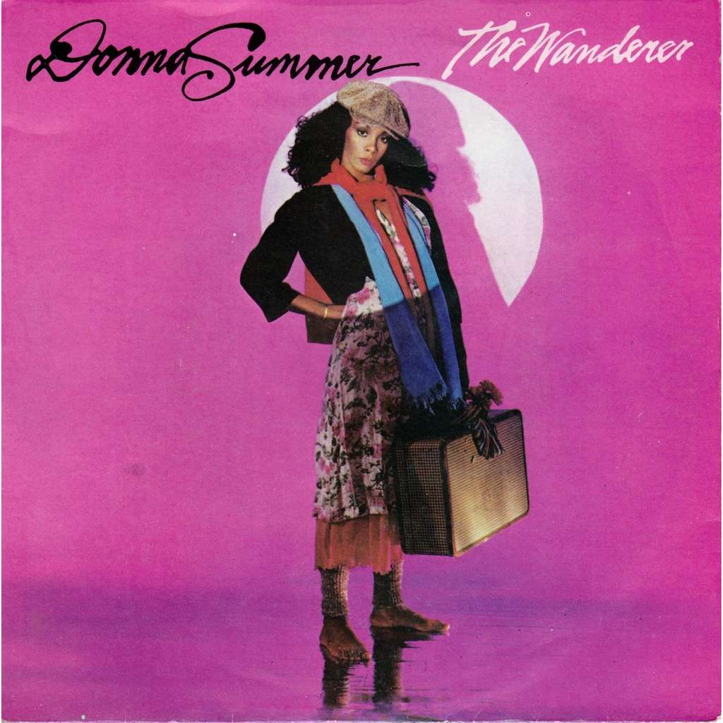 donna summer The Wanderer