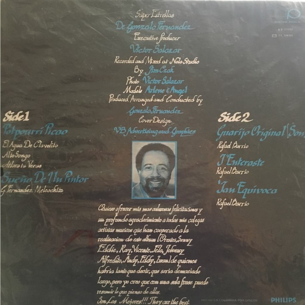 Orquesta Super Estrellas de Gonzalo Fernandez Picao