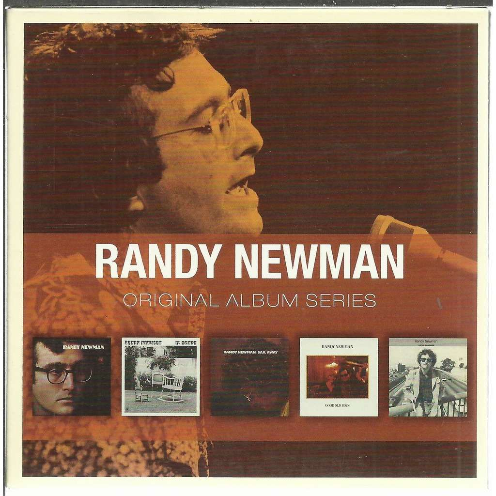 RANDY NEWMAN ORIGINAL ALBUM SERIES