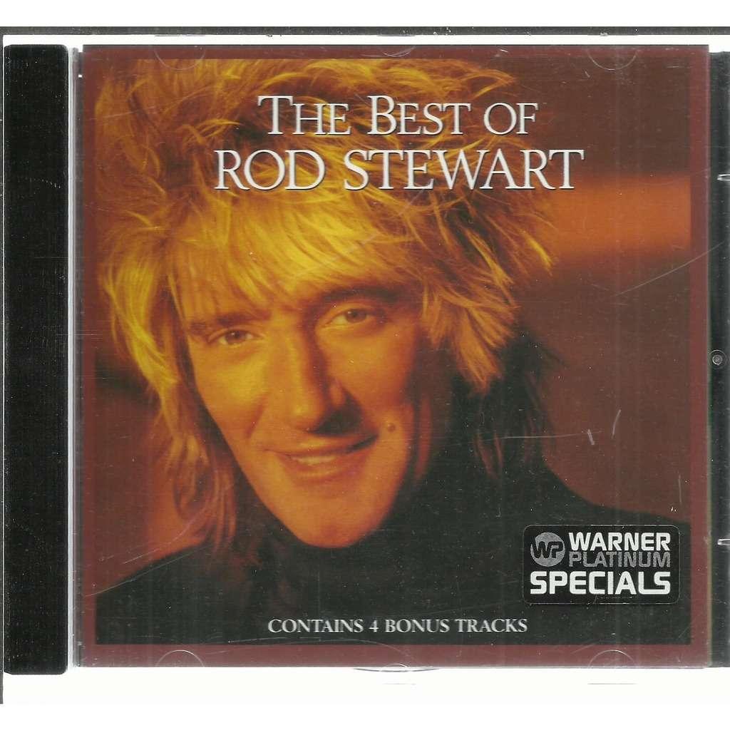 ROD STEWART THE BEST OF ROD STEWART