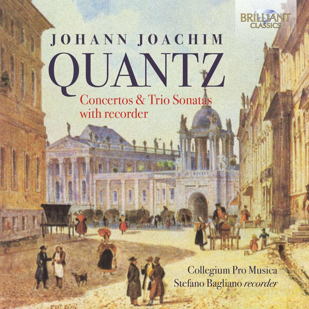 QUANTZ: Concertos & Sonatas for Recorder QUANTZ: Concertos & Sonatas for Recorder