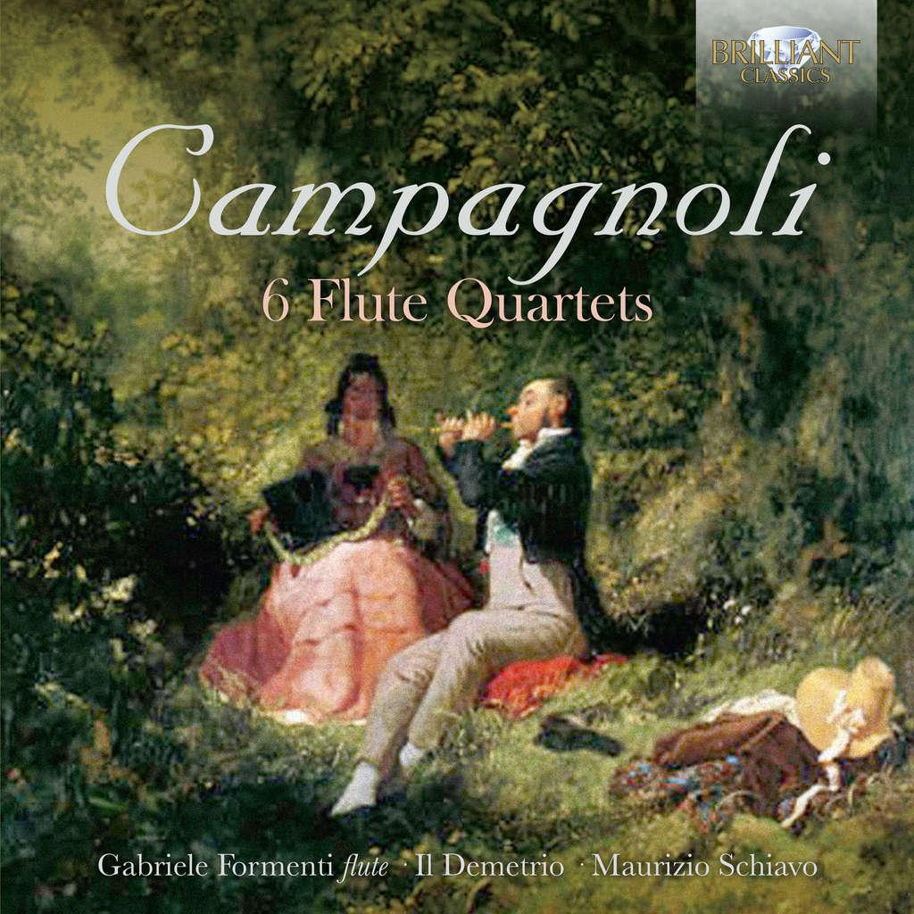 Campagnoli: 6 Flute Quartets Campagnoli: 6 Flute Quartets