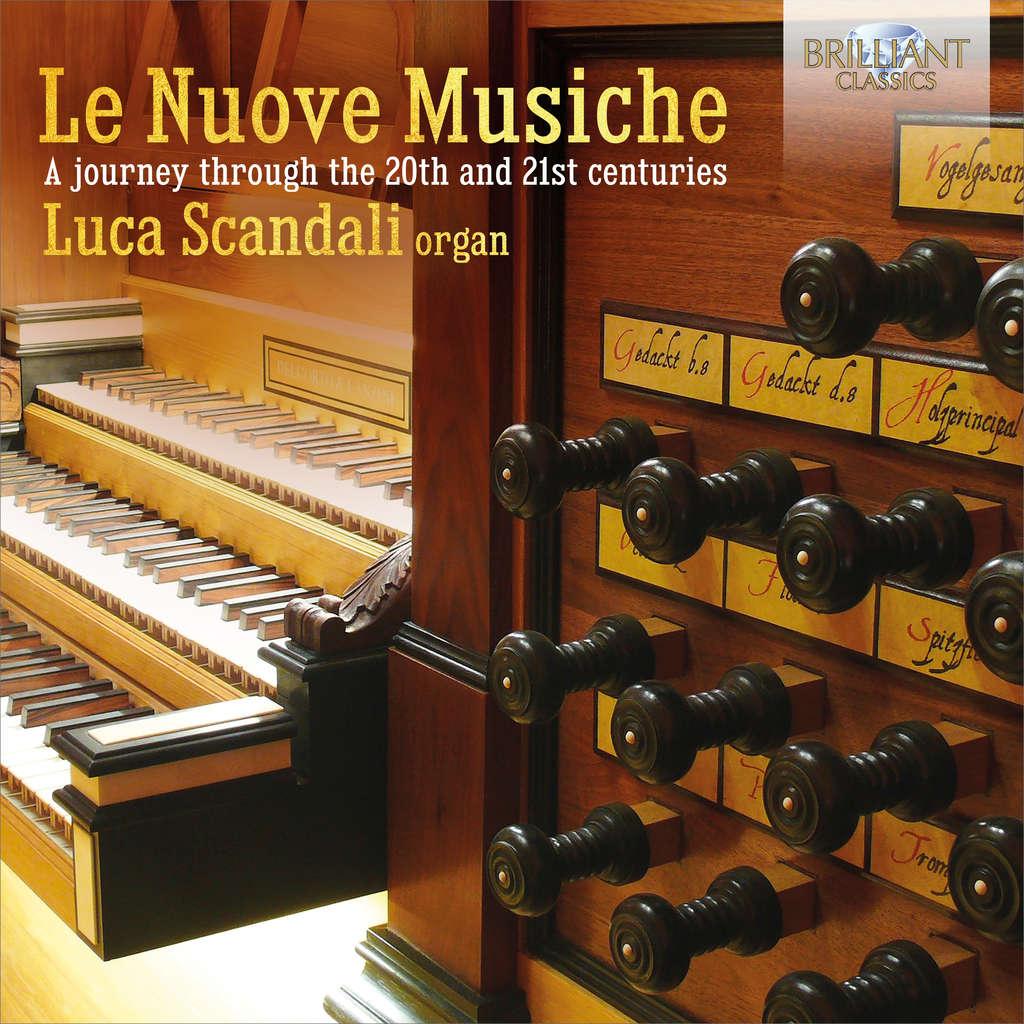 LE NUOVE MUSICHE Ligeti, Matter, Peretti, Essl, Fitkin, Danksagmuller, Part, Foccroulle, Eben