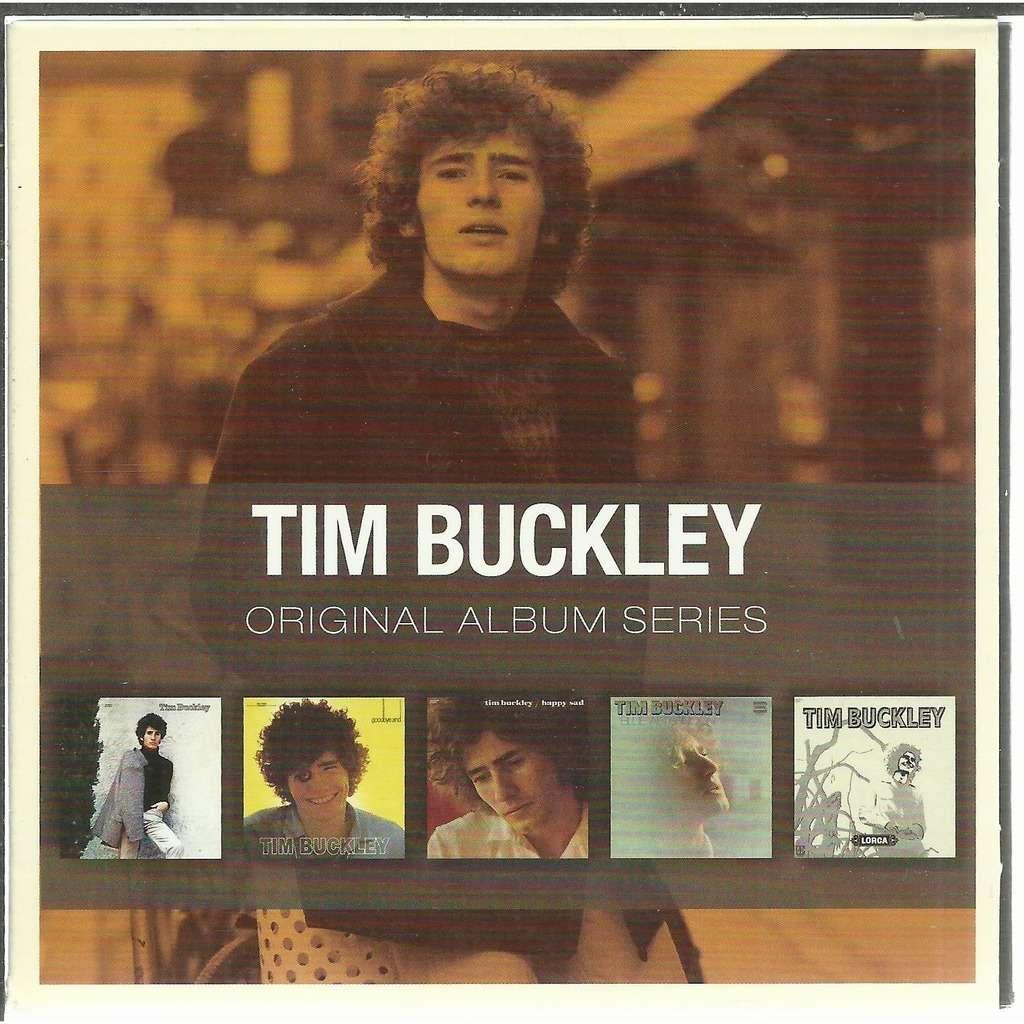 TIM BUCKLEY ORIGINAL ALBUM SERIES