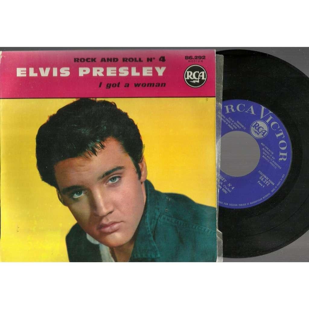 elvis presley rock and roll n° 4