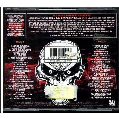 divers artistes - various artist Illegal pirate radio III