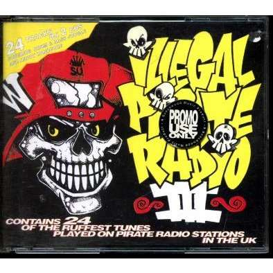 divers artistes - various artist Illegal pirate radio III