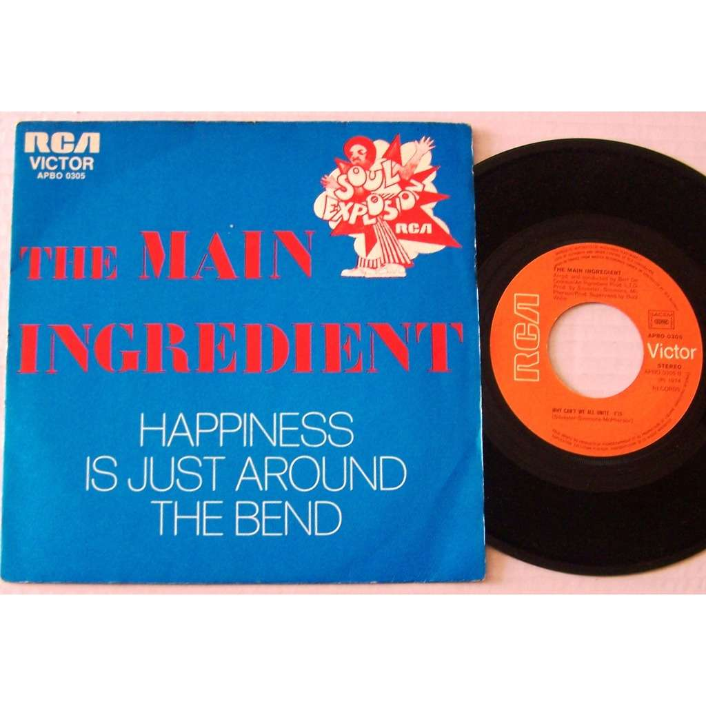 the main ingredient happiness