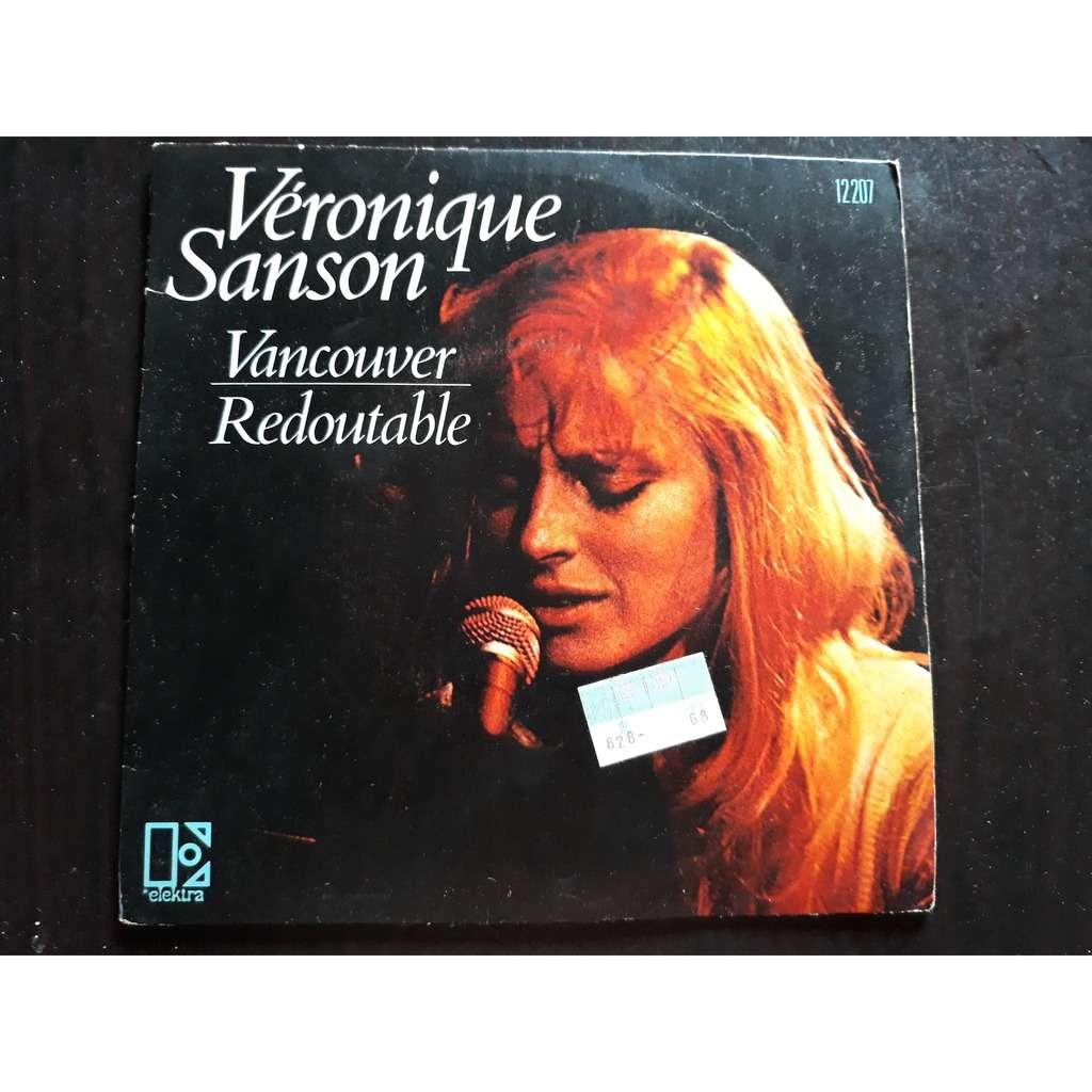 Véronique Sanson - Vancouver / Redoutable (7, Sin Véronique Sanson - Vancouver / Redoutable (7, Single)