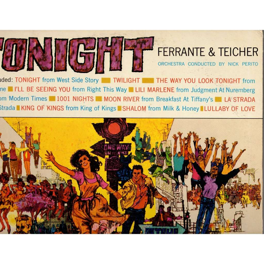 Ferrante & Teicher  Tonight