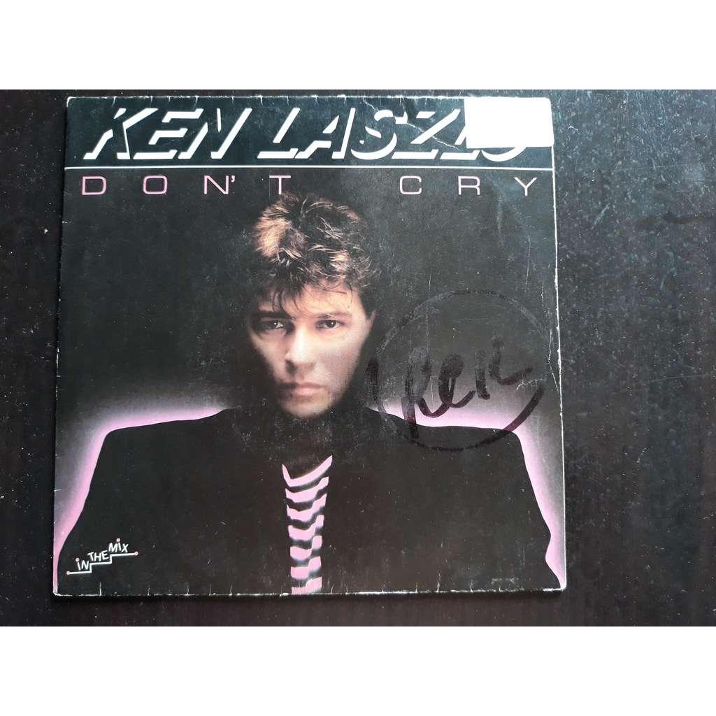 Ken Laszlo - Don't Cry (7) Ken Laszlo - Don't Cry (7)