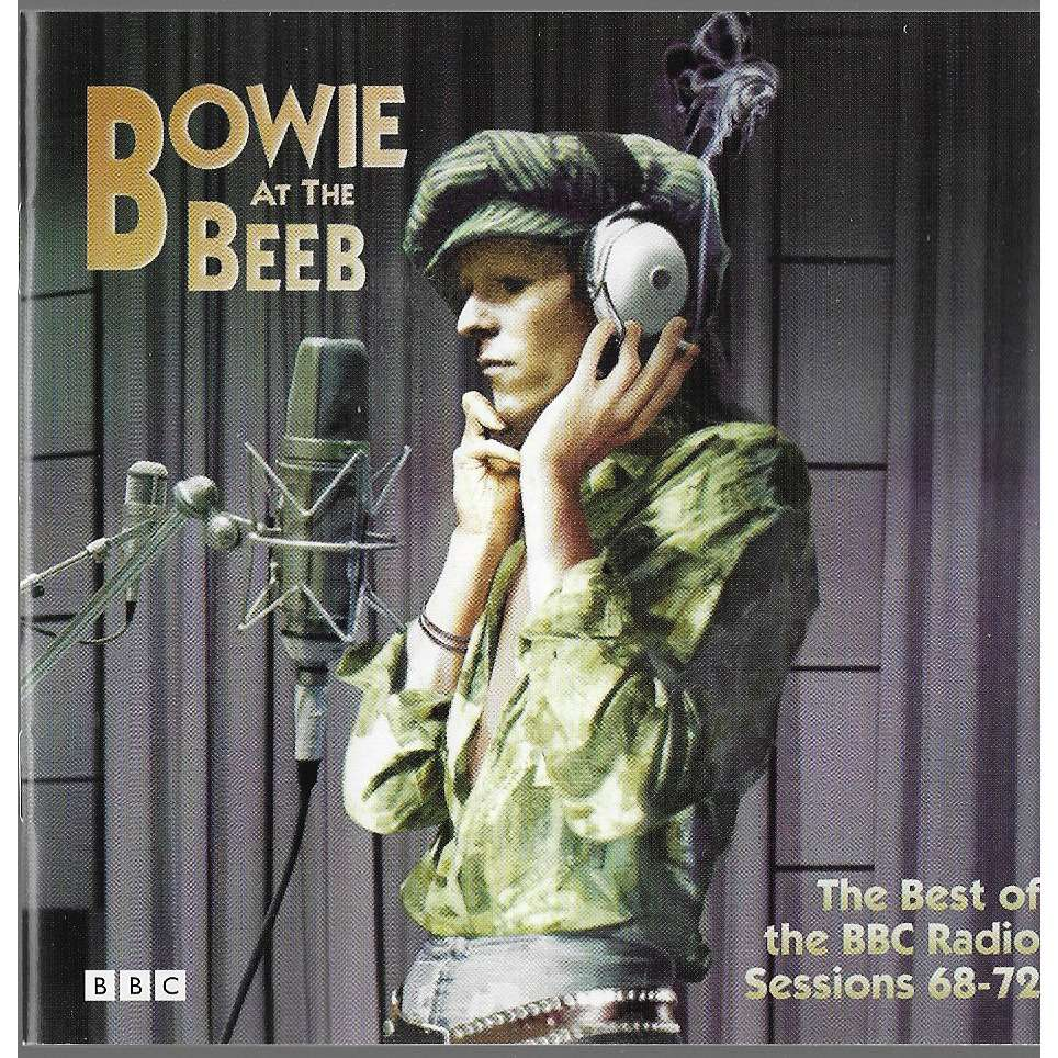 David Bowie Bowie At The Beeb (The Best Of The BBC Radio Sessions 68-72)