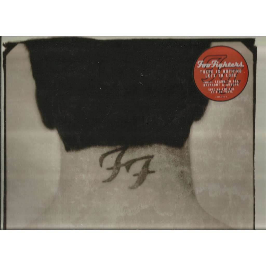 b395282cd There is nothing left to lose by Foo Fighters, LP Gatefold with ...