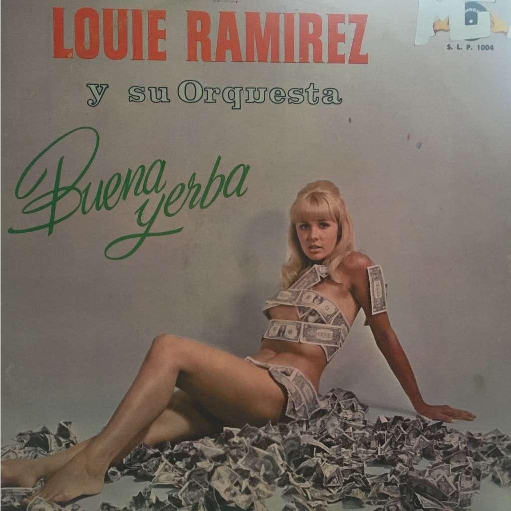 Louie Ramirez y su Orquesta Buena yerba