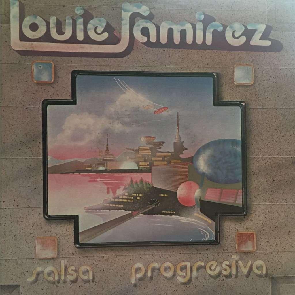 Louie Ramirez Salsa progresiva