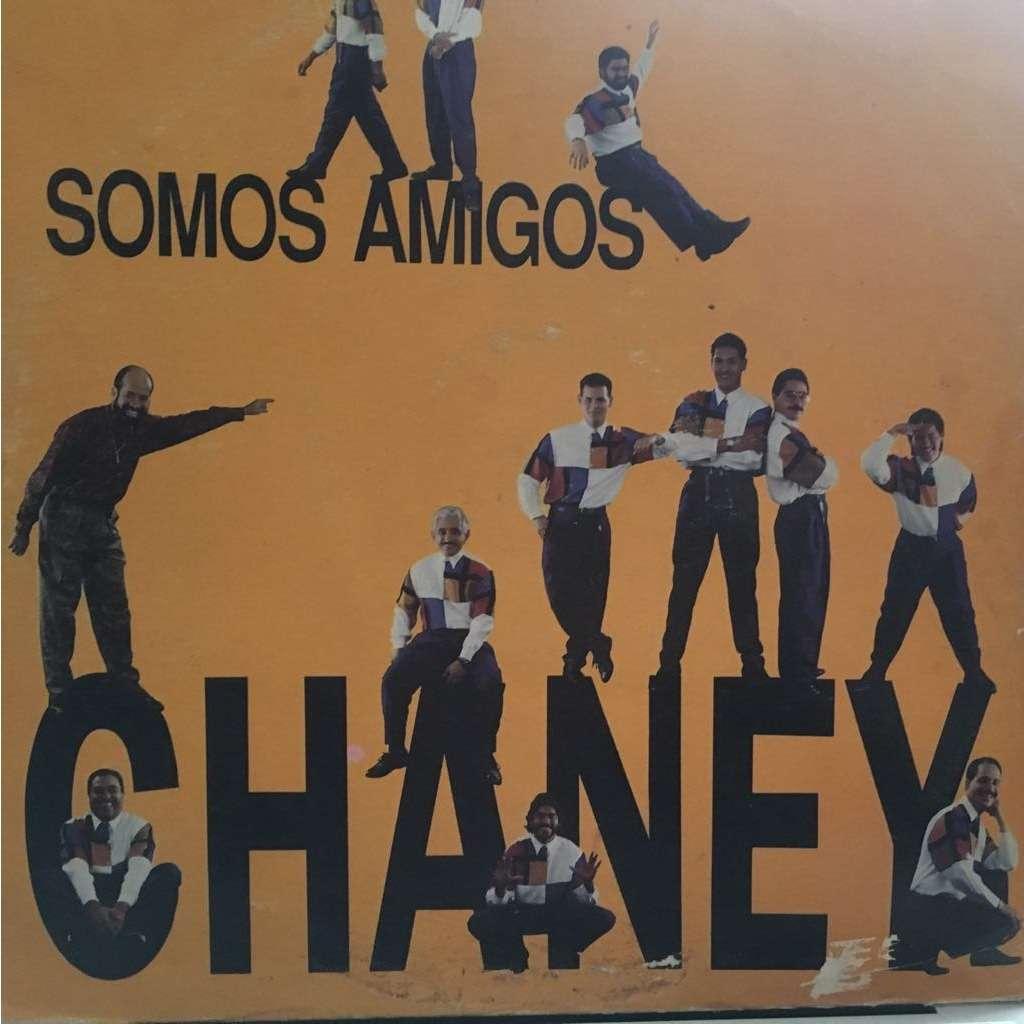 Conjunto Chaney Somos Amigos