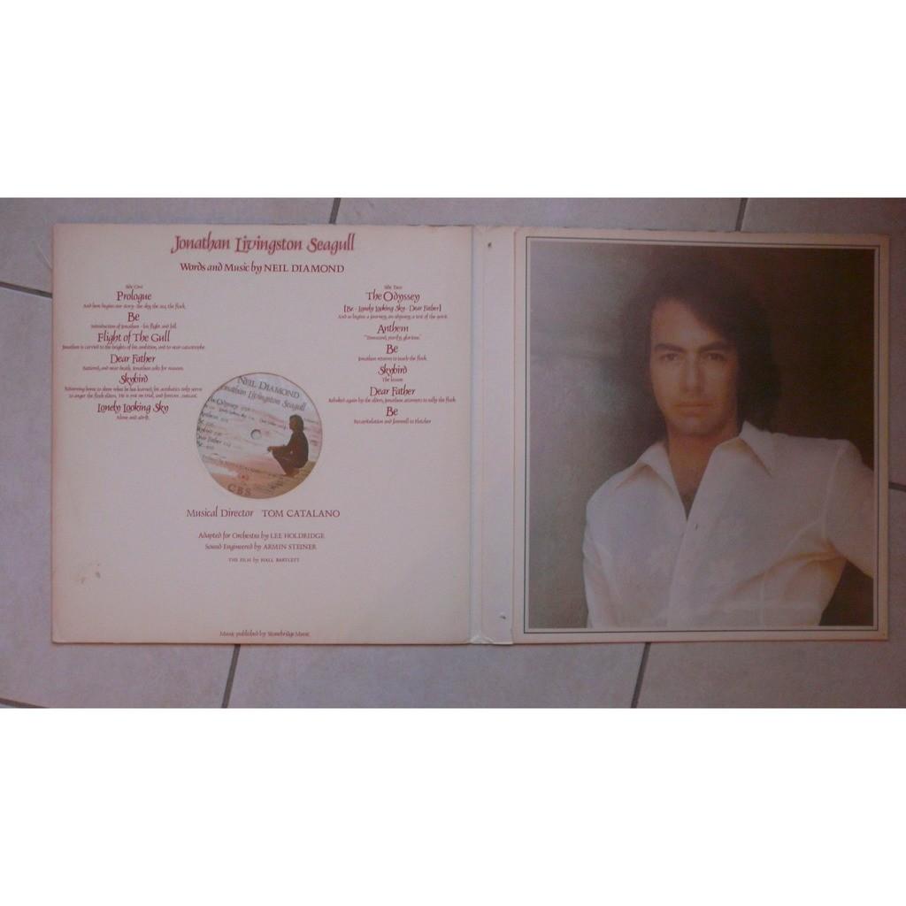 Neil Diamond Jonathan Livingston Seagull (Original Motion Picture Sound Track)