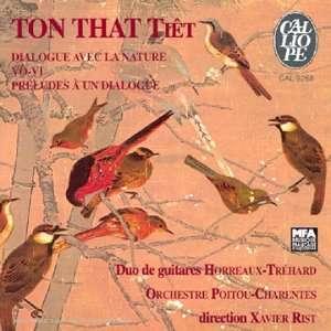 Ton That Tiêt Dialogue avec la Nature - Vô-Vi - Préludes à un dialogue