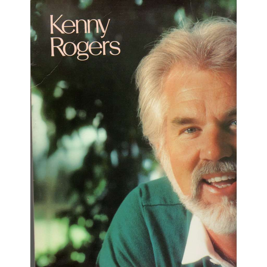 Love is what we make it by Kenny Rogers , LP with galgano - Ref ...