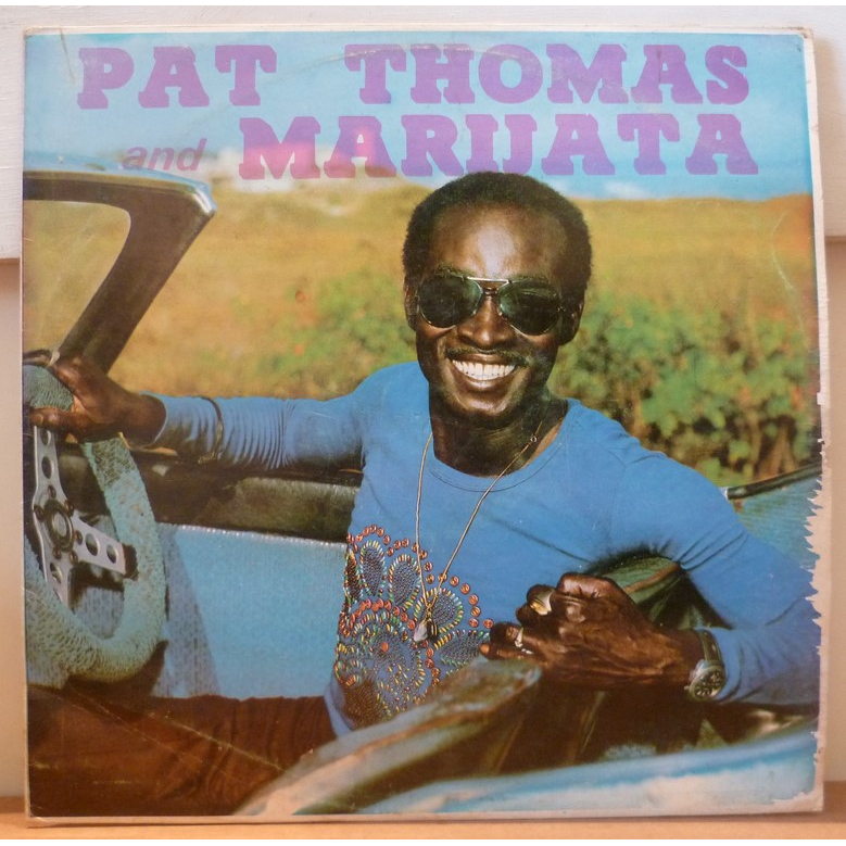 PAT THOMAS & MARIJATA + EBO TAYLOR S/T - Let me feel as I am