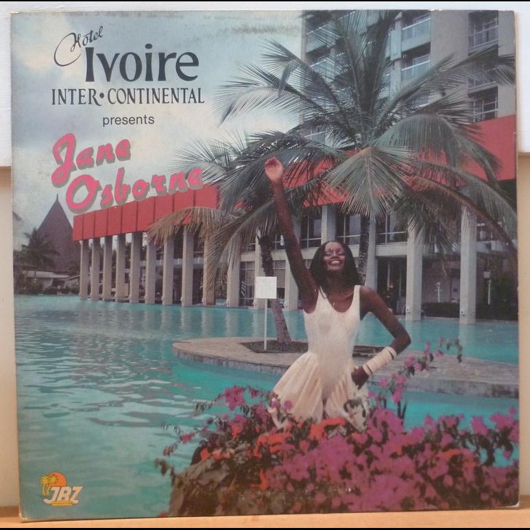 JANE OSBORNE Hotel Ivoire inter continental presents Jane Osborne