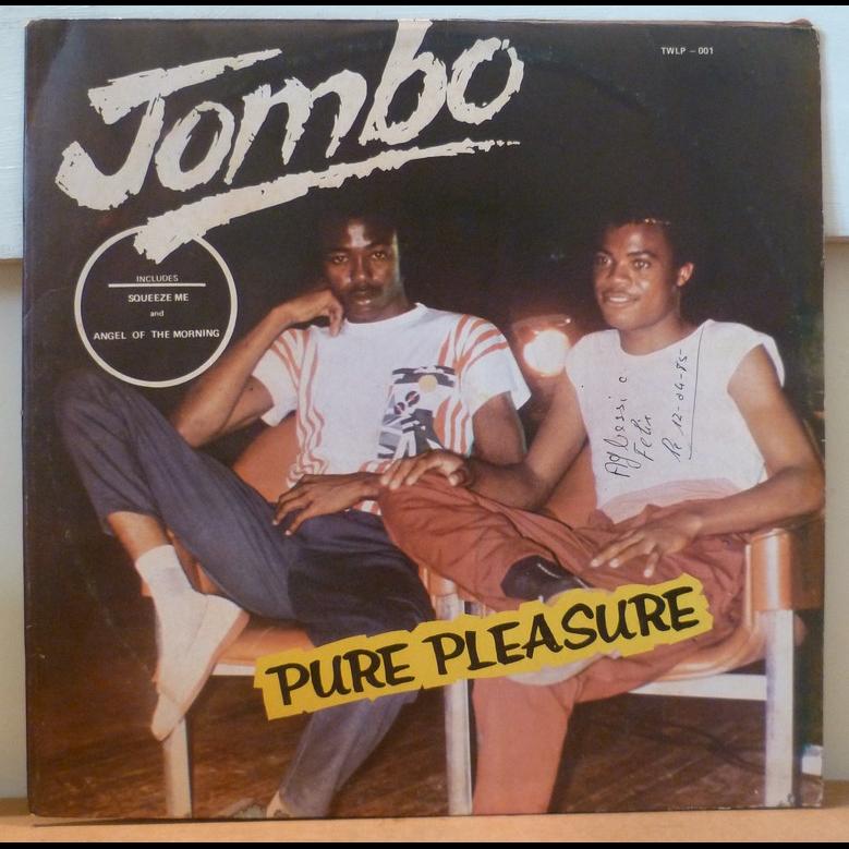 JOMBO feat. NKONO TELES Pure pleasure