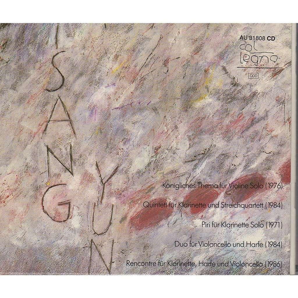 Isang Yun Kammermusik