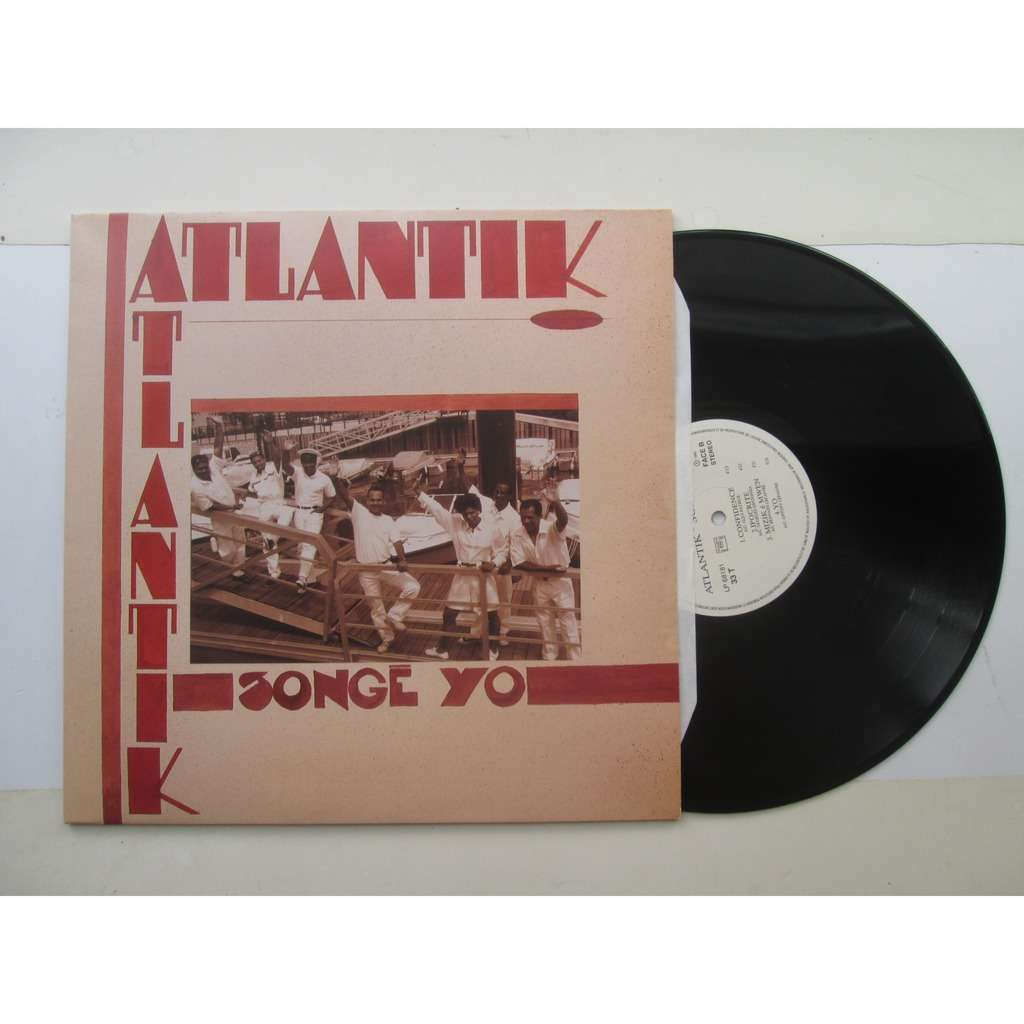 Atlantik - Songé Yo (Vinyl) Atlantik - Songé Yo (Vinyl)