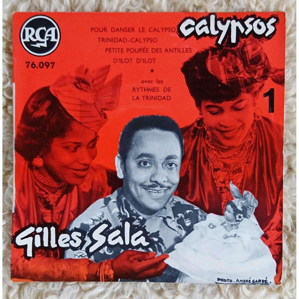 Gilles Sala Calypsos 1