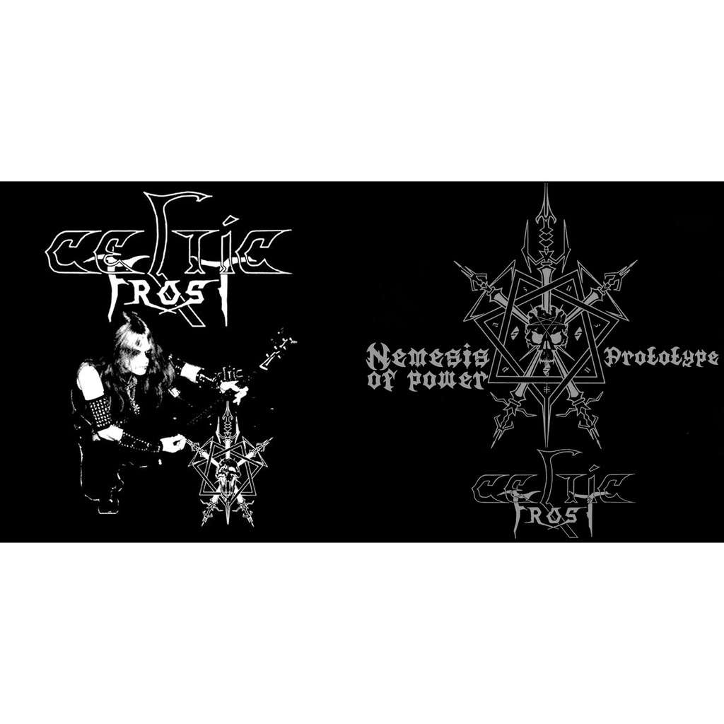 CELTIC FROST Nemesis of Power / Prototype
