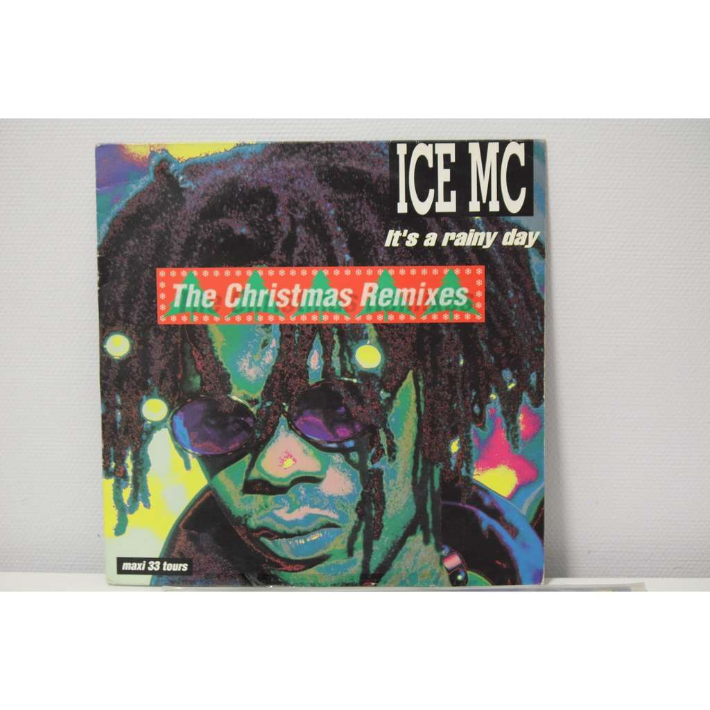 ice mc it's a rainy day (the christmas remix)