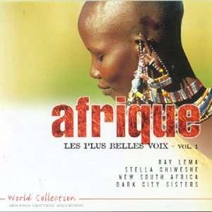AFRIQUE LES PLUS BELLES VOIX VOL. 1