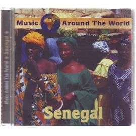 BABACAR FAYE'S DRUM BAND MUSIC AROUND THE WORLD SÉNÉGAL