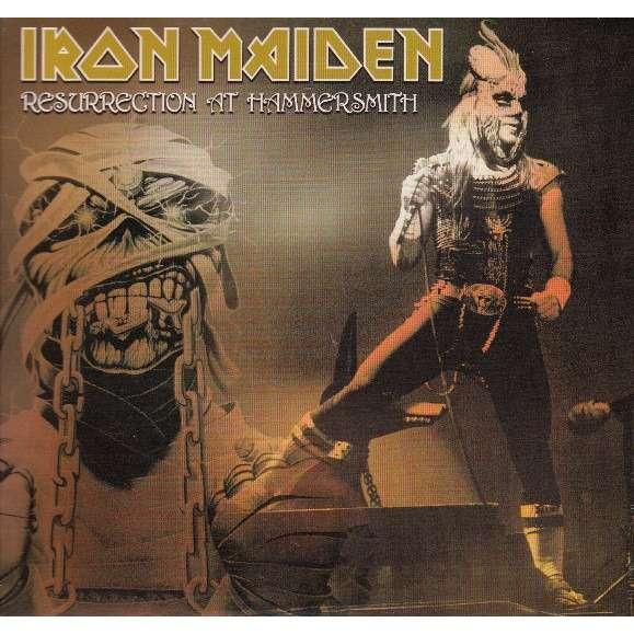 iron maiden Resurrection at Hammersmith 2CD