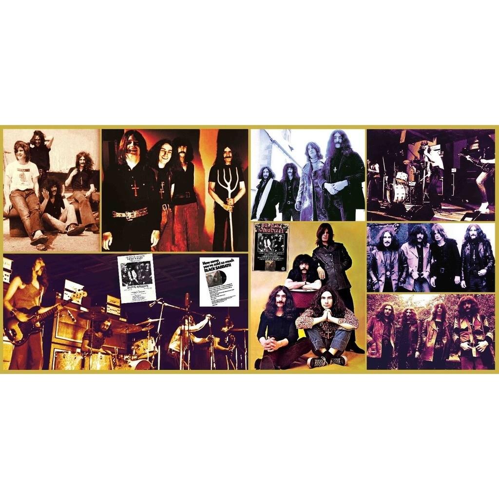 Black Sabbath Live In Lausanne April 1970 (lp) Ltd Edit Gatefold Sleeve -E.U