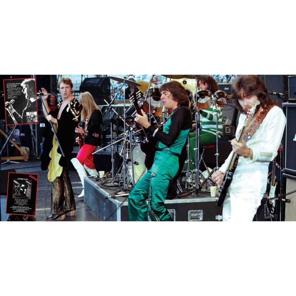 Judas Priest Live In Tokyo 1978 (lp) Ltd Edit Gatefold Sleeve -E.U