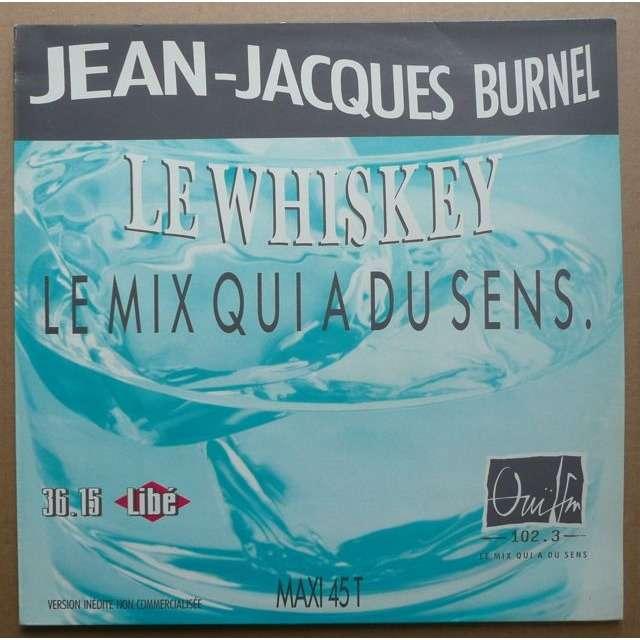Jean-Jacques Burnel Le Whiskey