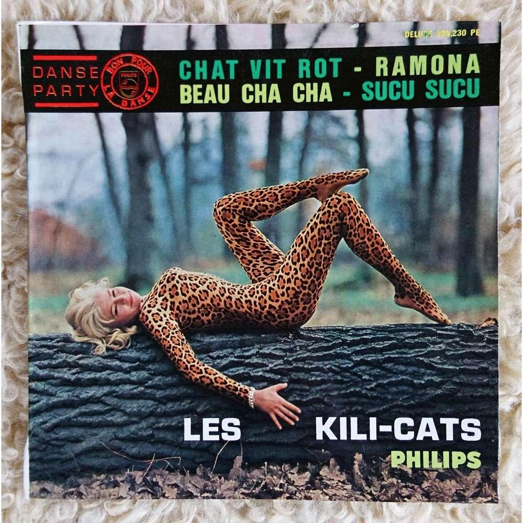 Les Kili-Cats Danse Party N° 71 : Incl. Soukou Soukou French Latin Soul
