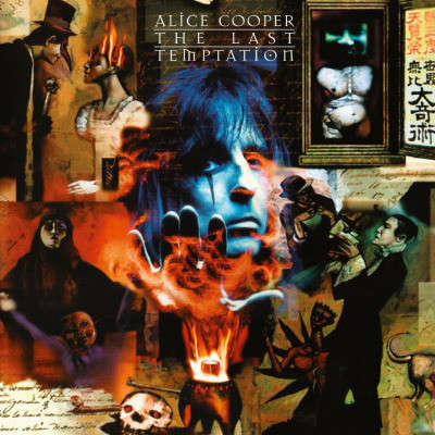 Alice Cooper The Last Temptation (lp)