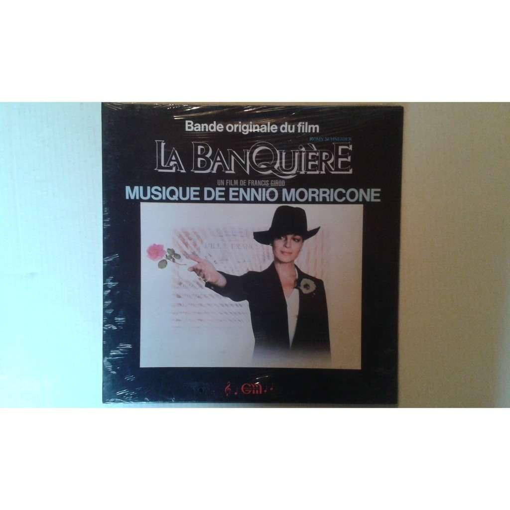 Ennio Morricone La Banquière (Bande Originale Du Film)