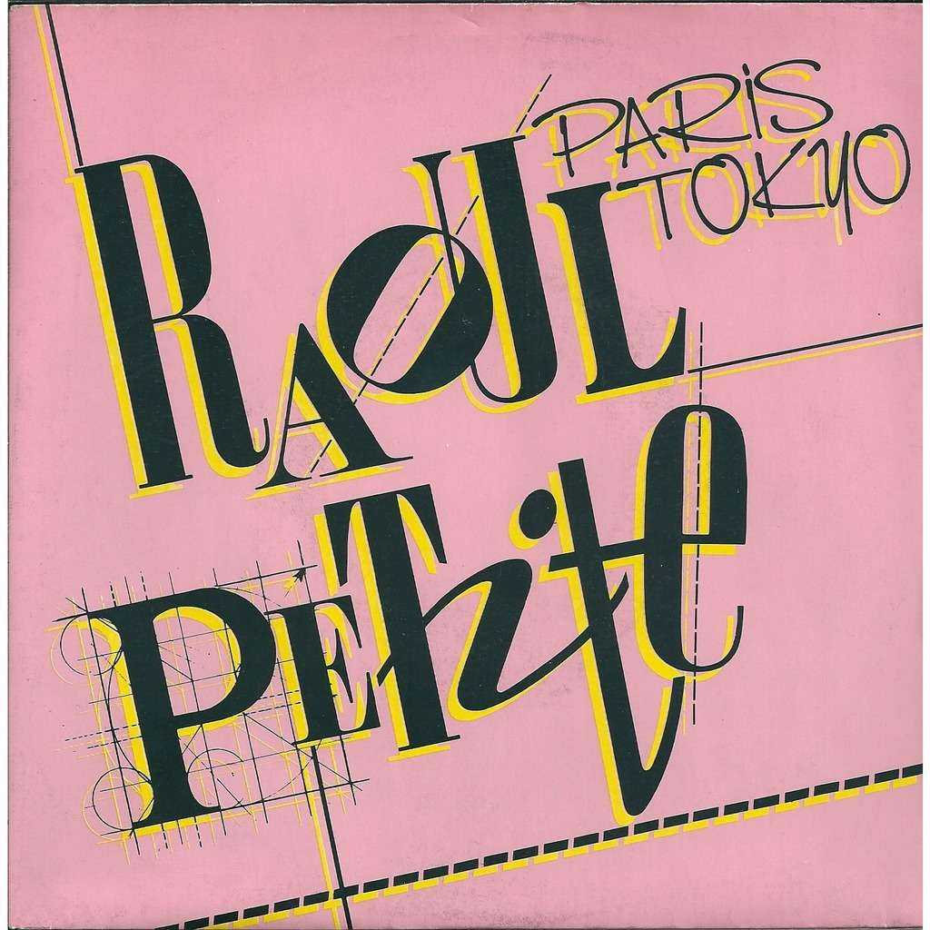 Raoul Petite Paris Tokyo