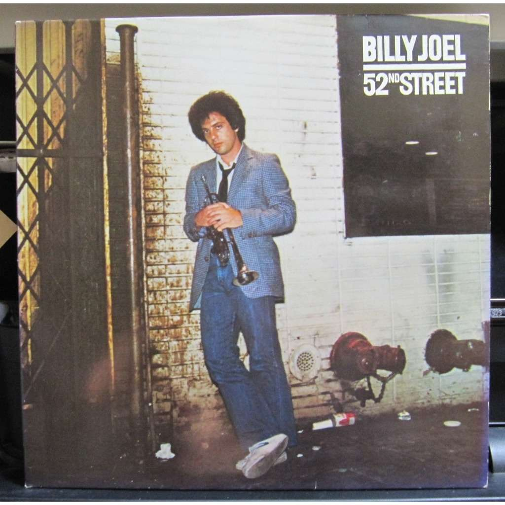 BILLY JOEL - 52nd Street -master Sound Disc-