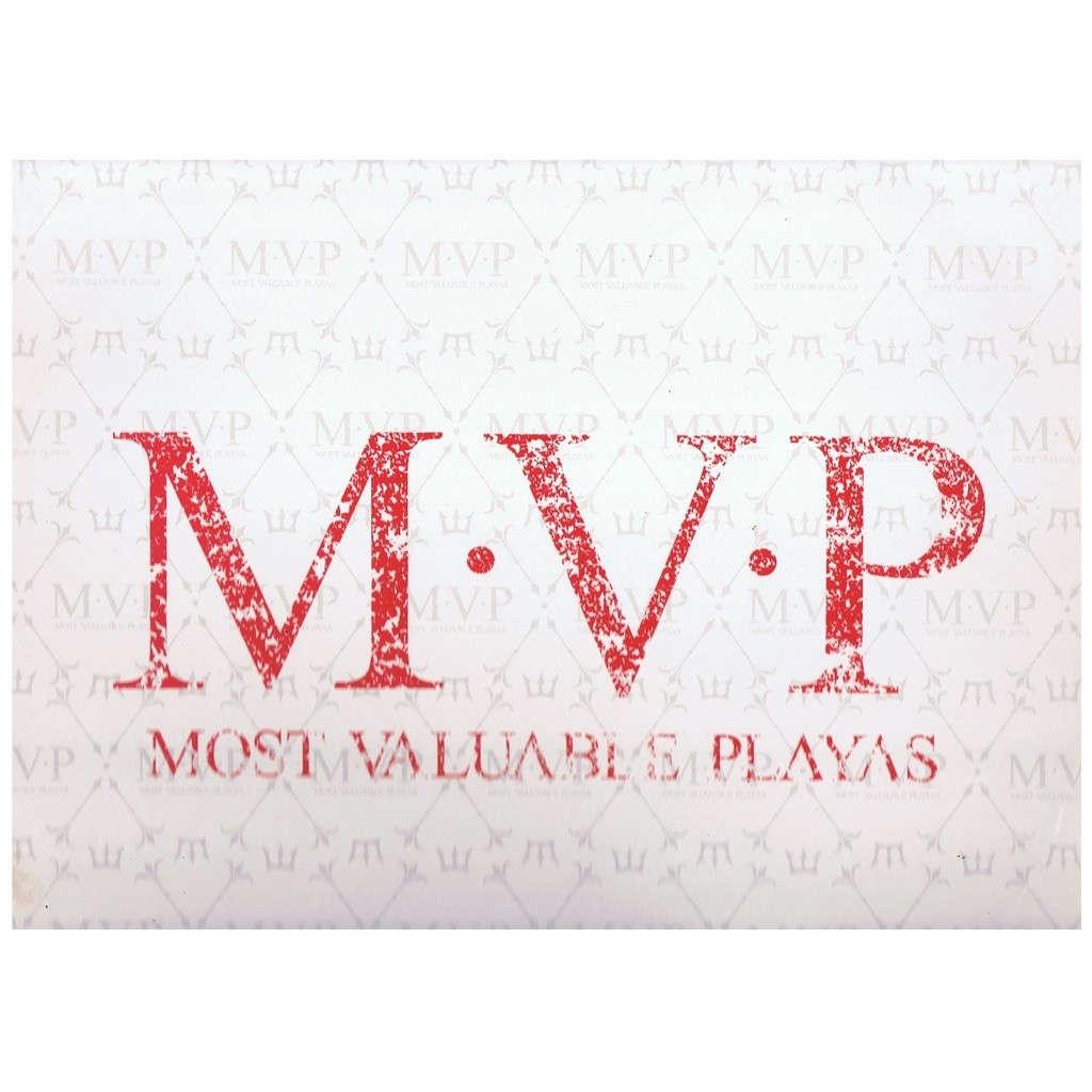 MVP MOST VALUABLE PLAYAS ROC YA BODY 'MICCHECK 1,2' -promo copy-