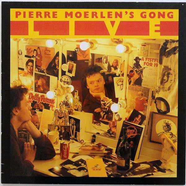 PIERRE MOERLEN'S GONG live (with insert)