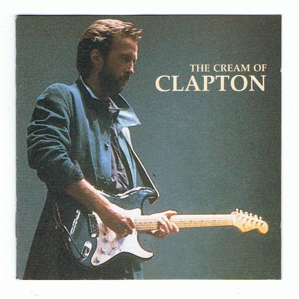 the cream clapton