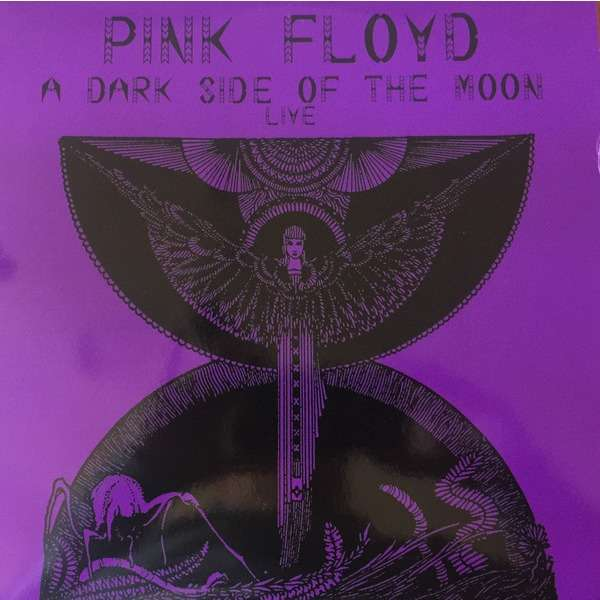 Pink Floyd A Dark Side Of The Moon Live 2LP